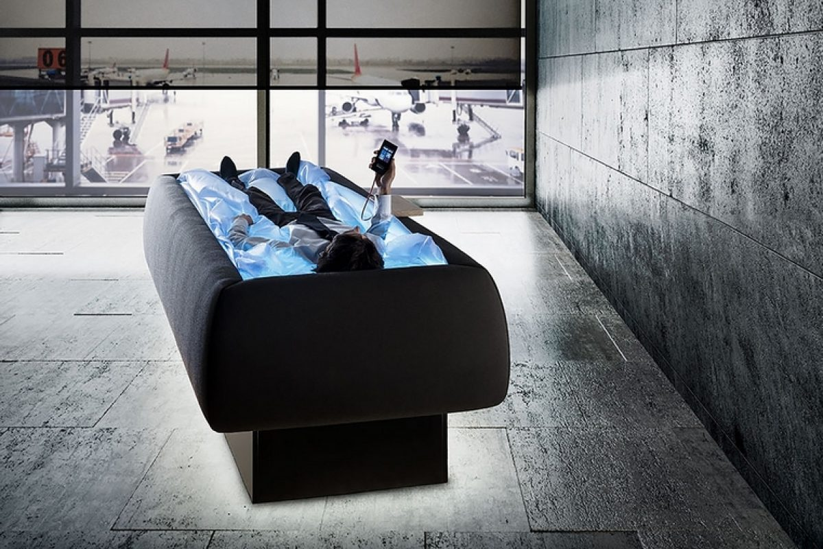 Try a whole new anti-stress experience with the Zerobody dry flotation system by Starpool