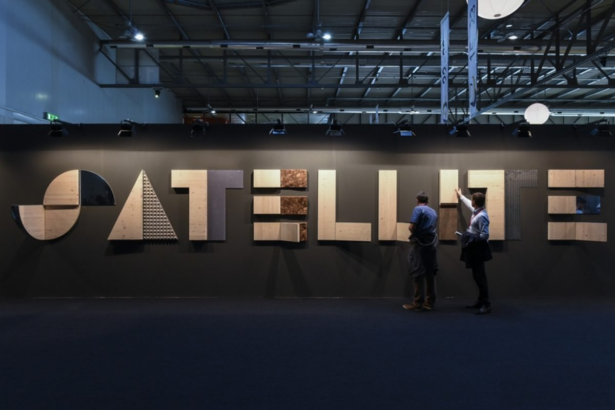 Salone del Mobile.Milano 2018: SaloneSatellite gives an opportunity to young designers and tracks the history of design