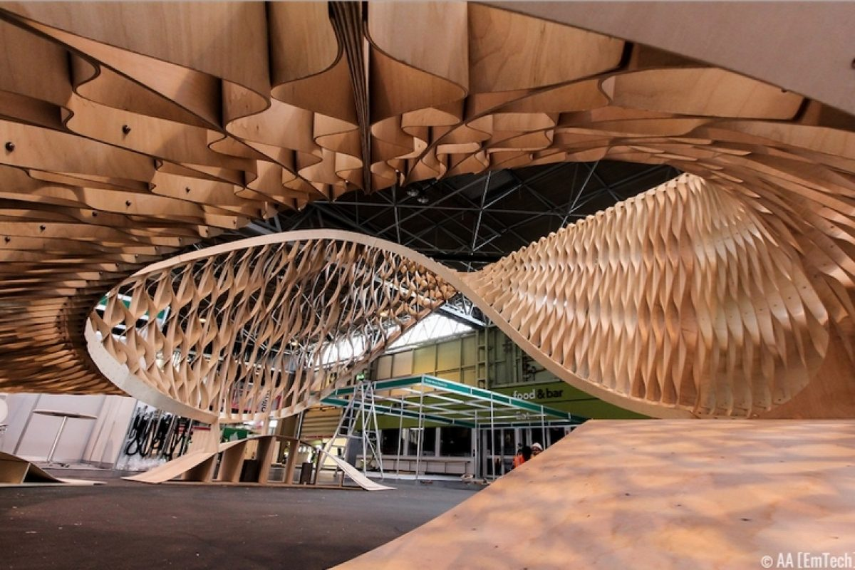 The call for entries for the 2018 Wood Awards is now open. The prize that recognises, encourages and promotes outstanding design, craftsmanship and installation usingwood