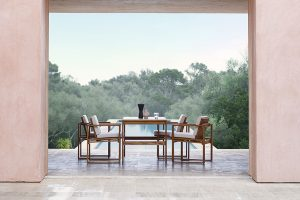 Carl Hansen & Son gives new lease on life to the architectural furniture series designed by Bodil Kjær in 1959
