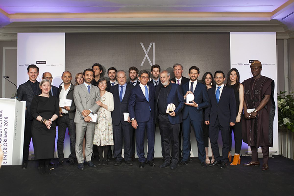 Winners announced for the XI Porcelanosa Group Architecture and Interior Design Awards