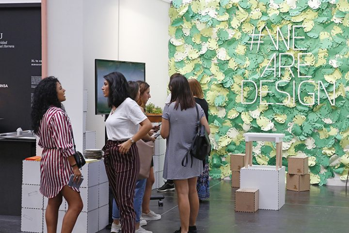 Feria Habitat Valencia launches new space for established designers, complementing successful nude show