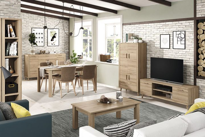 Ramis presents the new Kronos.3, a serie of living rooms and bedrooms adapted to the new lifestyle