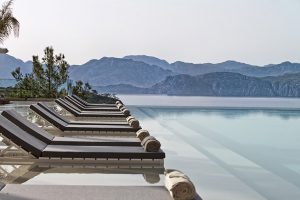 Three stunning hotels, three design concepts, three destinations and two elements in common, Gandiablasco and the Mediterranean