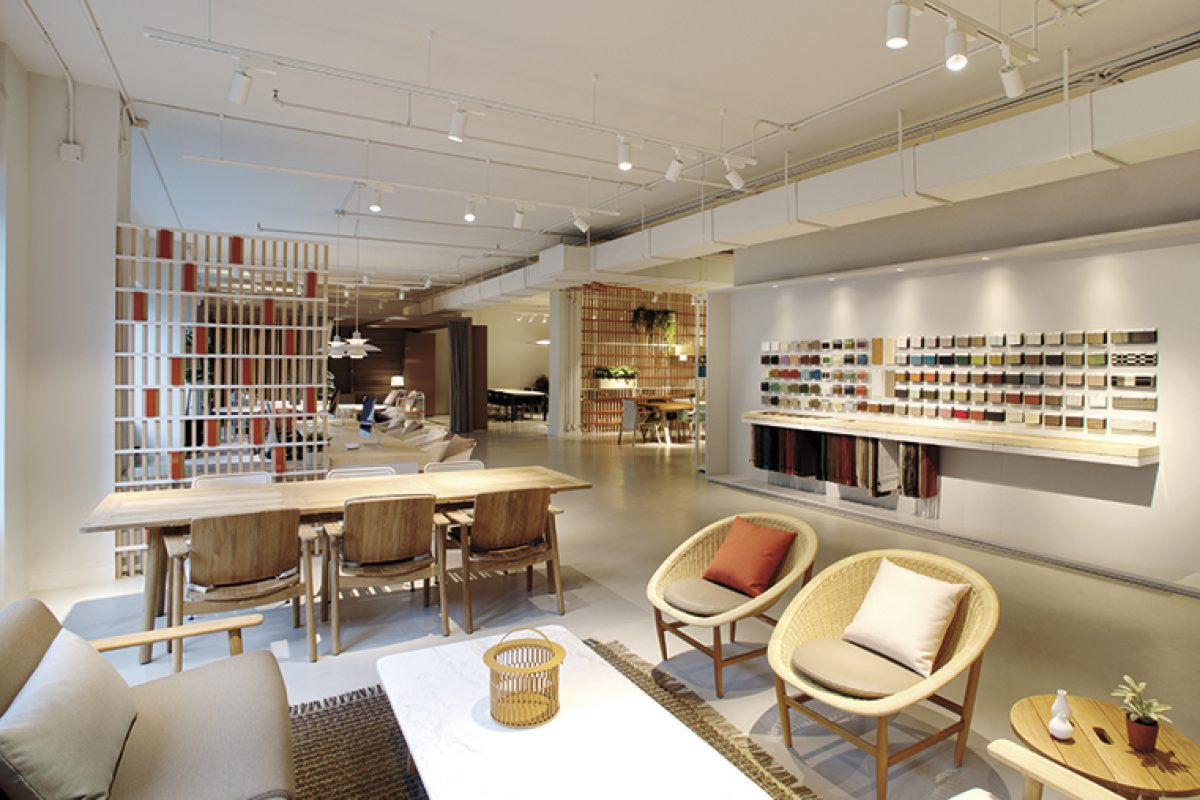 Kettal opens a new Showroom in New York City. 600m2 in the middle of Manhattan with a marked Mediterranean touch