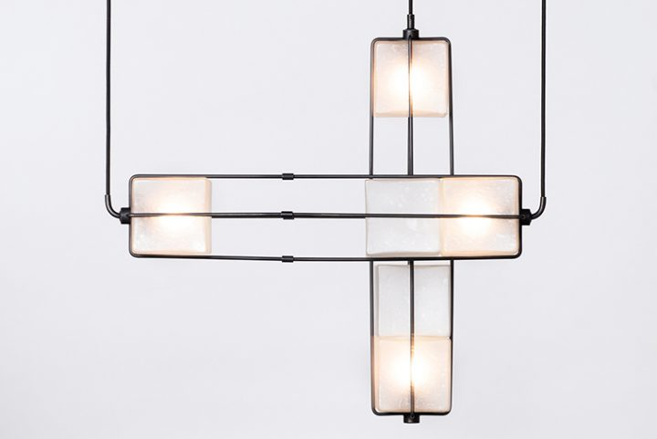 Alice lamp by Atelier de Troupe. A perfect balance between craftsmanship and design