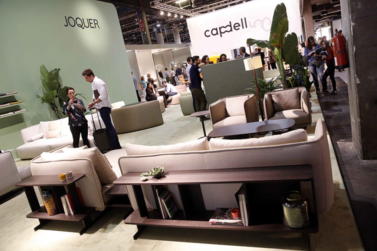 Valencia furniture fair opens on Tuesday, September 18, with 100% of exhibition space sold out