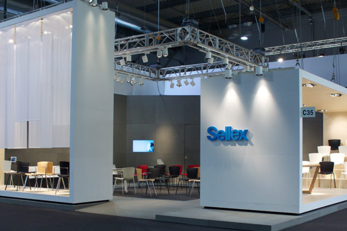 Sellex at the Milan Furniture Fair