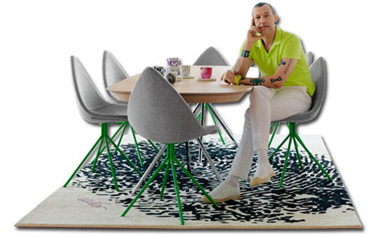 Otawa Collection By Karim Rashid For Boconcept News