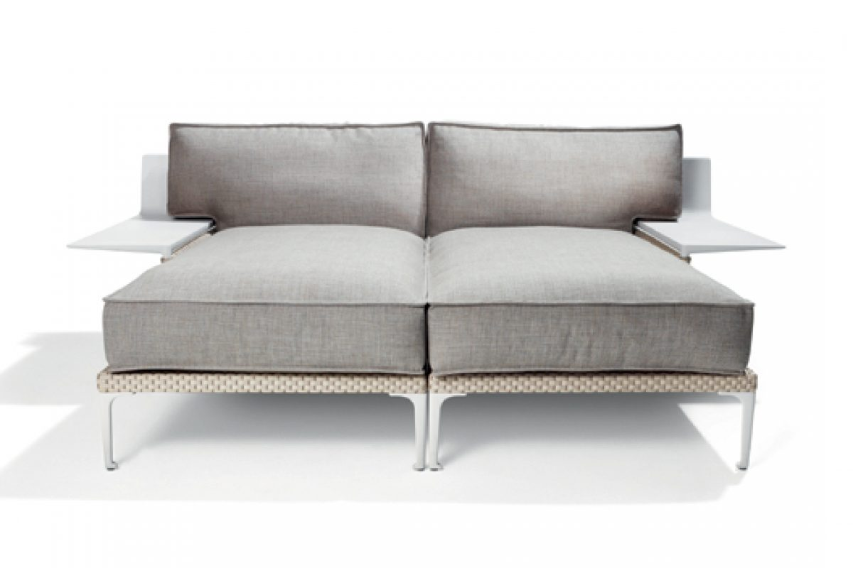 Dedon and Philippe Starck take lounging to the next level with Ray Collection
