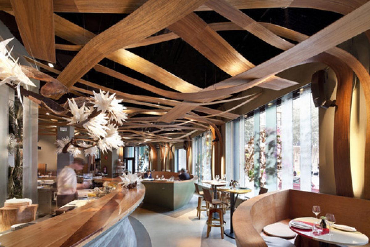 Restaurant & Bar Design Awards 2013 shortlist announced