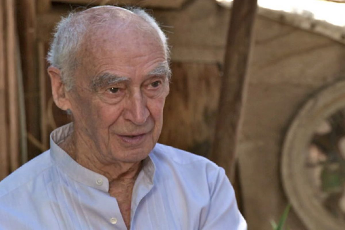 Cersaie – A tribute to Paolo Soleri, the creator of Arcology