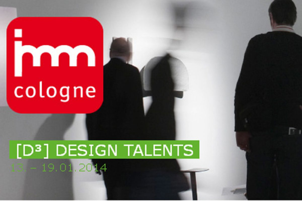 imm cologne issues an invitation: design talents wanted for the big stage