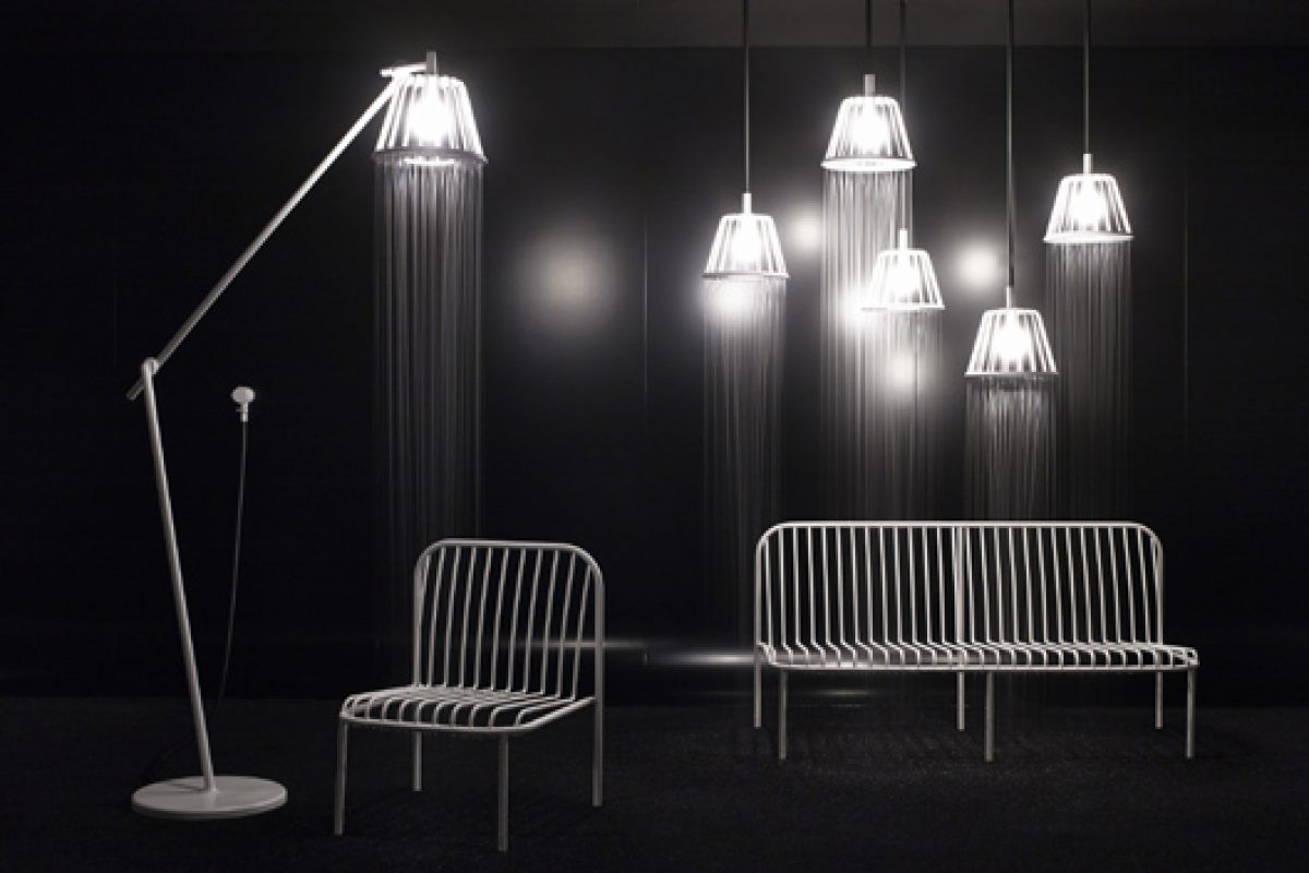 "Axor presents new ""WaterDream"" with Front and Nendo. Re-thinking the shower"