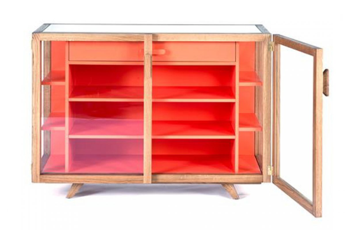 Vitrina Collection by Hierve Studio. Colour Through the Looking Glass