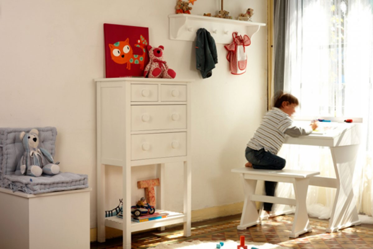 With back to school, children's furniture comes from the Portuguese company Jetclass