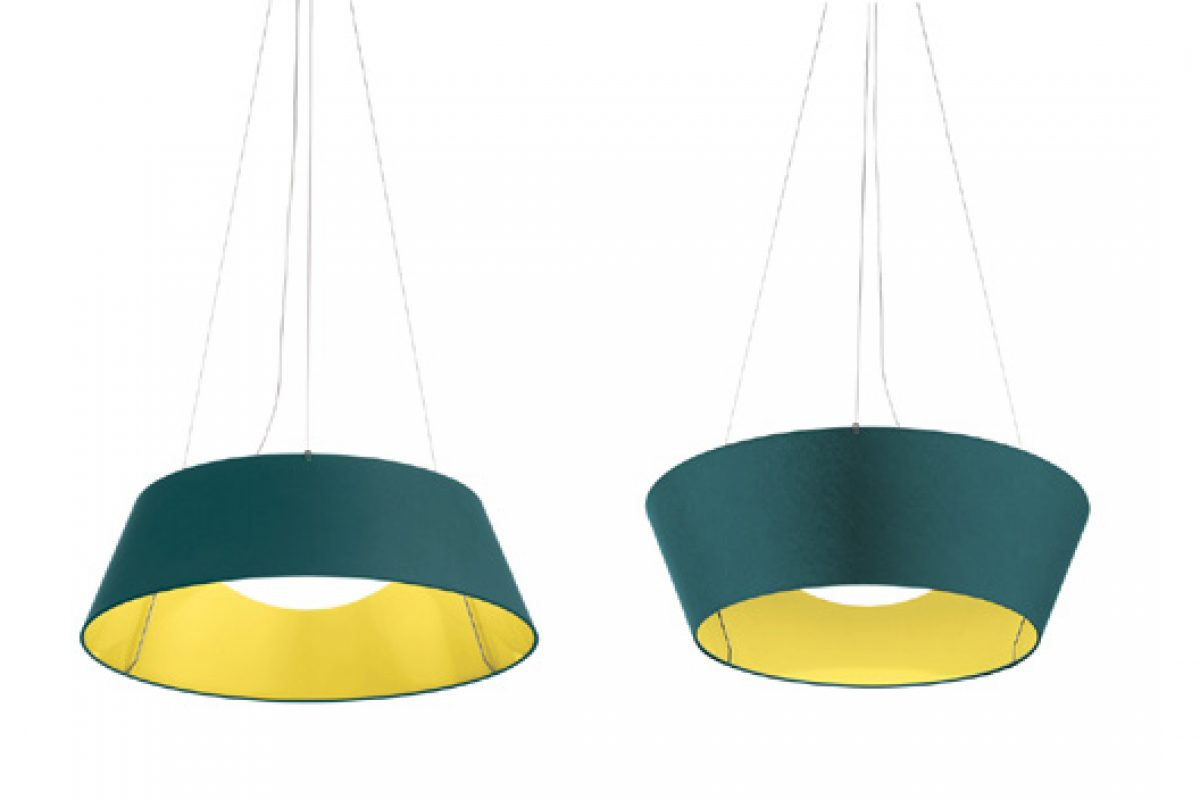 Modo Luce presents the Reverse lamp, designed by Paolo Grasselli