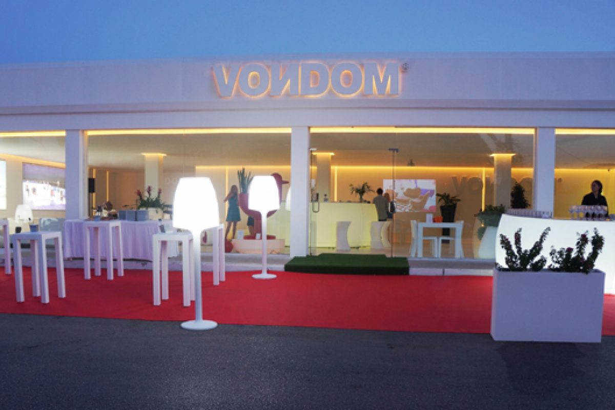 Spanish design company Vondom opens new Flagship Store in Altea, Alicante