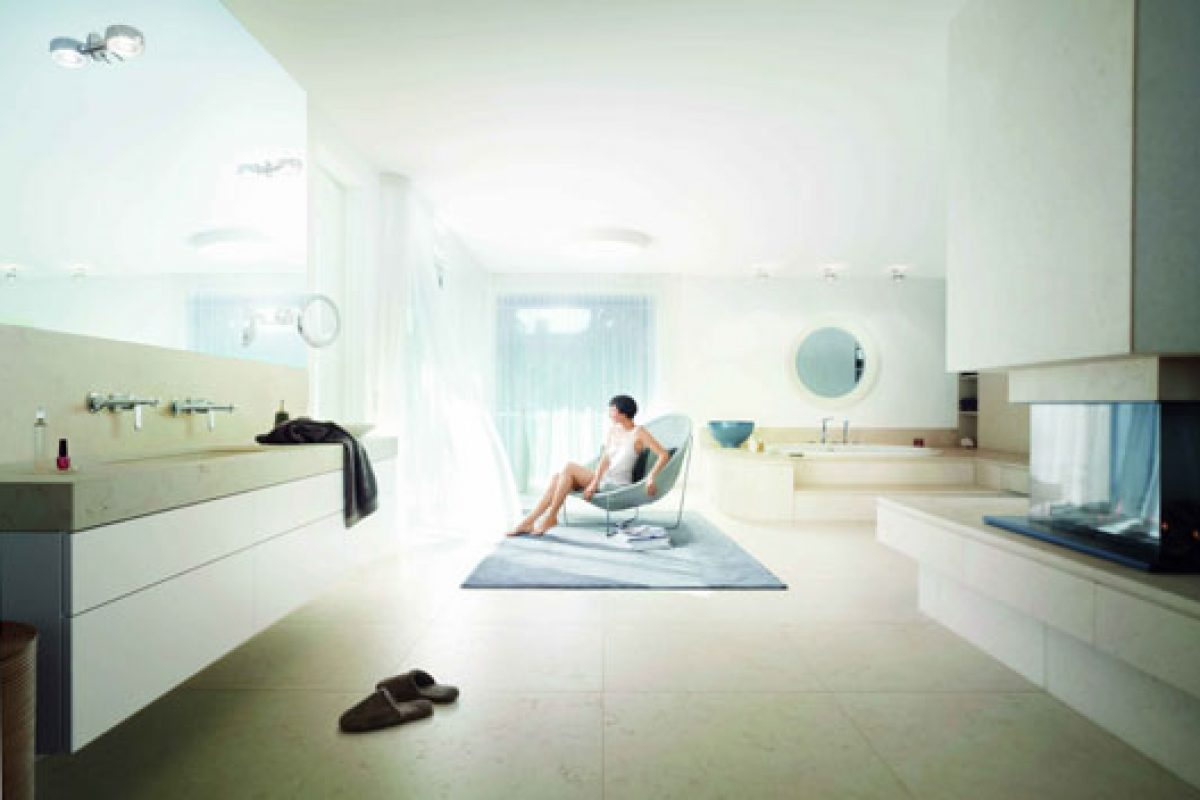 Bathrooms and much more besides at LivingInteriors Cologne 2014