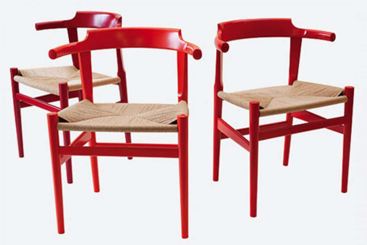 PP58/68, the ultimate chair designed by Hans Wegner for PP Møbler Danish company