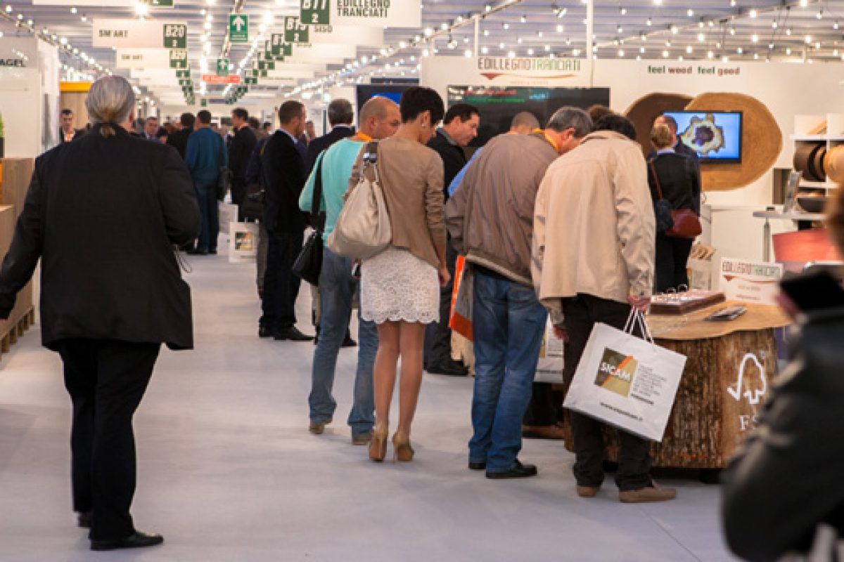 The global furniture industry further boosts its presence at SICAM show in Pordenone