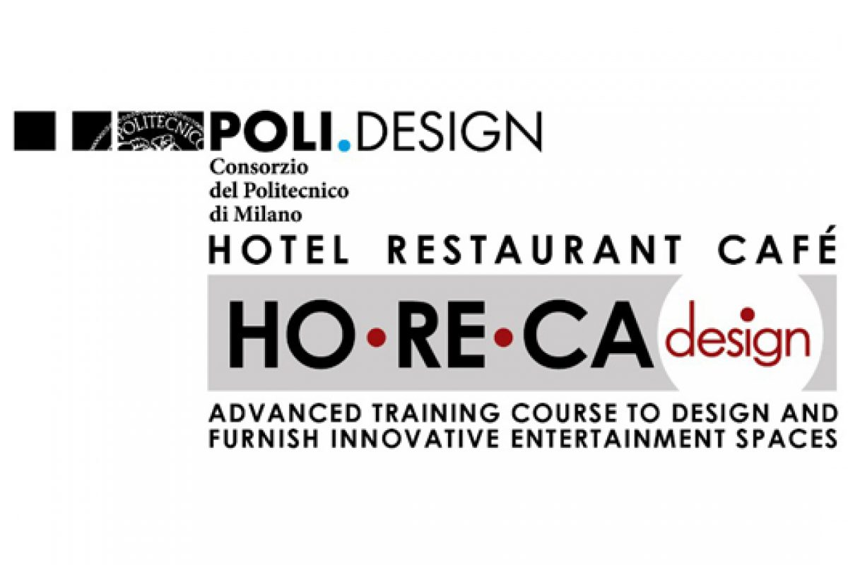 POLI.design presents the new advanced training course centred on the design and furnishing of hotels and restaurants