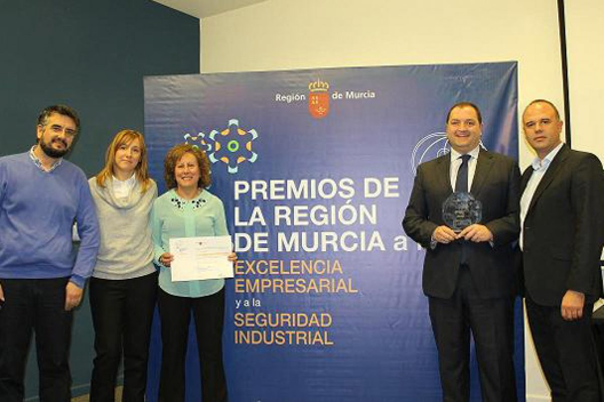 The company of handles Navarro Azorín is honored with EFQM Award to Business Excellence