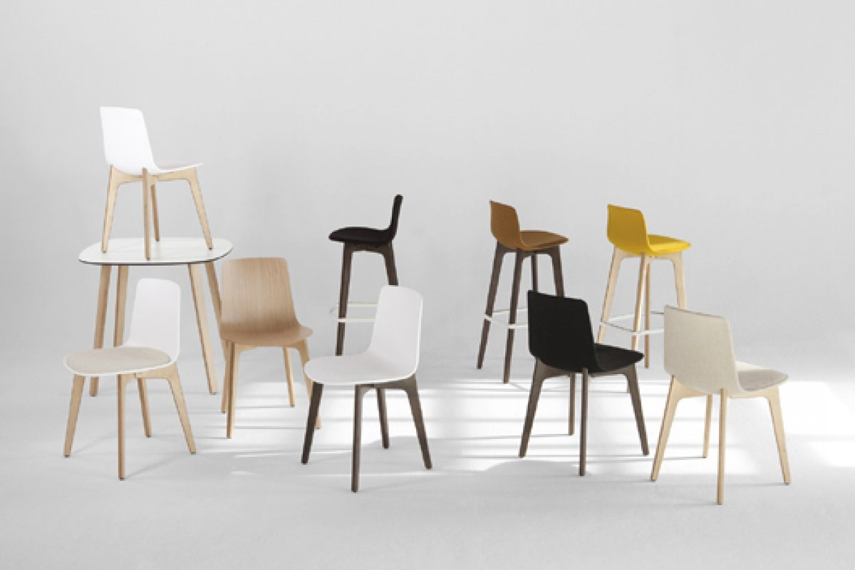 ENEA presents Lottus Wood and Ema collections at Maison&Objet 2014