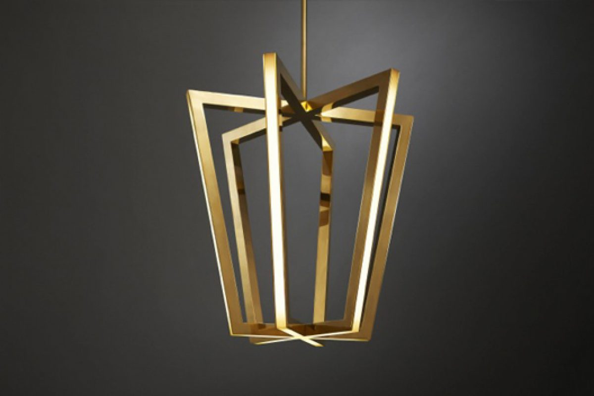 Melbourne's master of heart-stopping pendants and spectacular chandeliers announces the launch of the ASTERIX family of lights