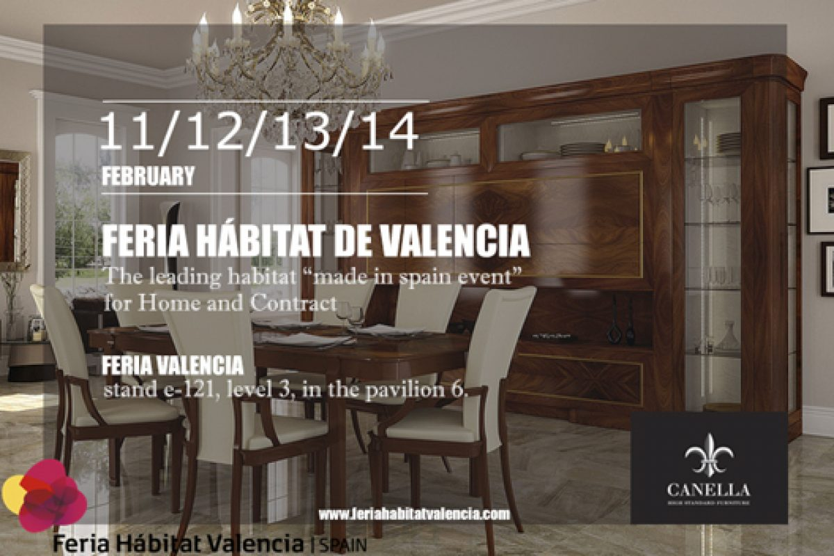 Canella presents to the spanish market the new collection Audere