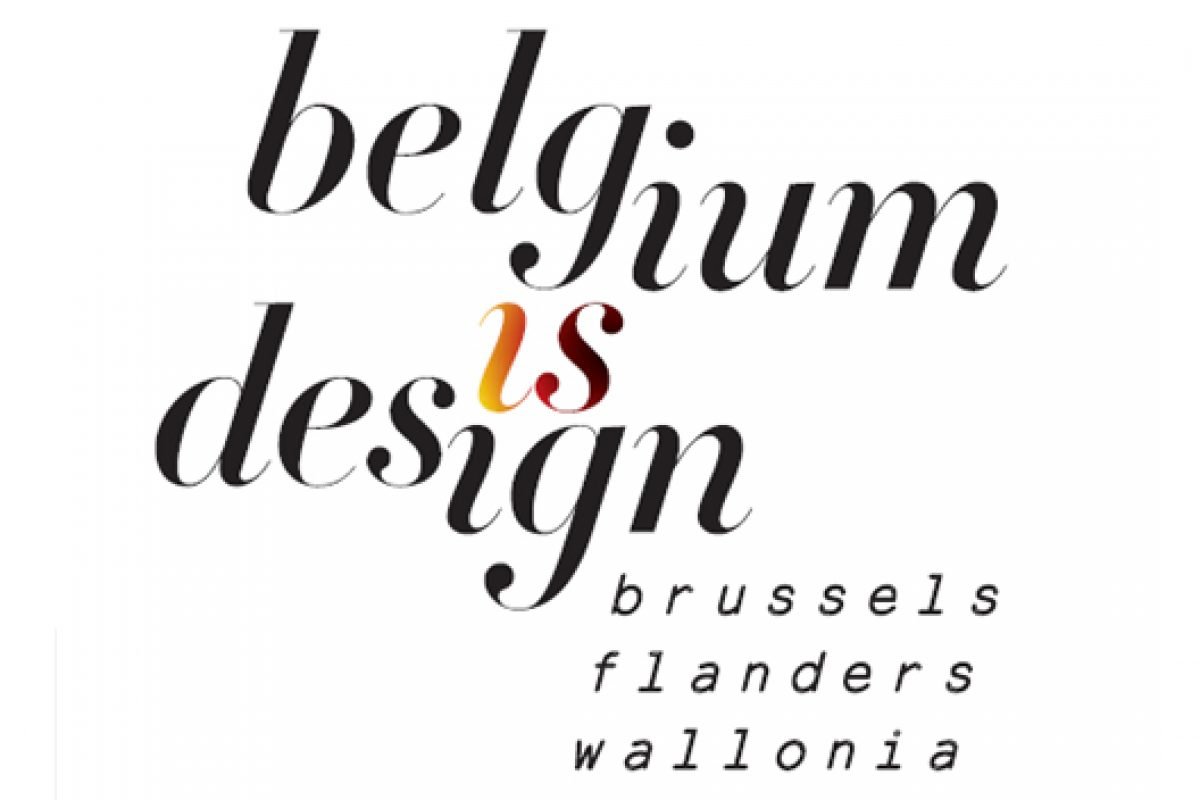 "The best Belgian design lands in Milan 2014 with the motto ""Belgium is Design"""