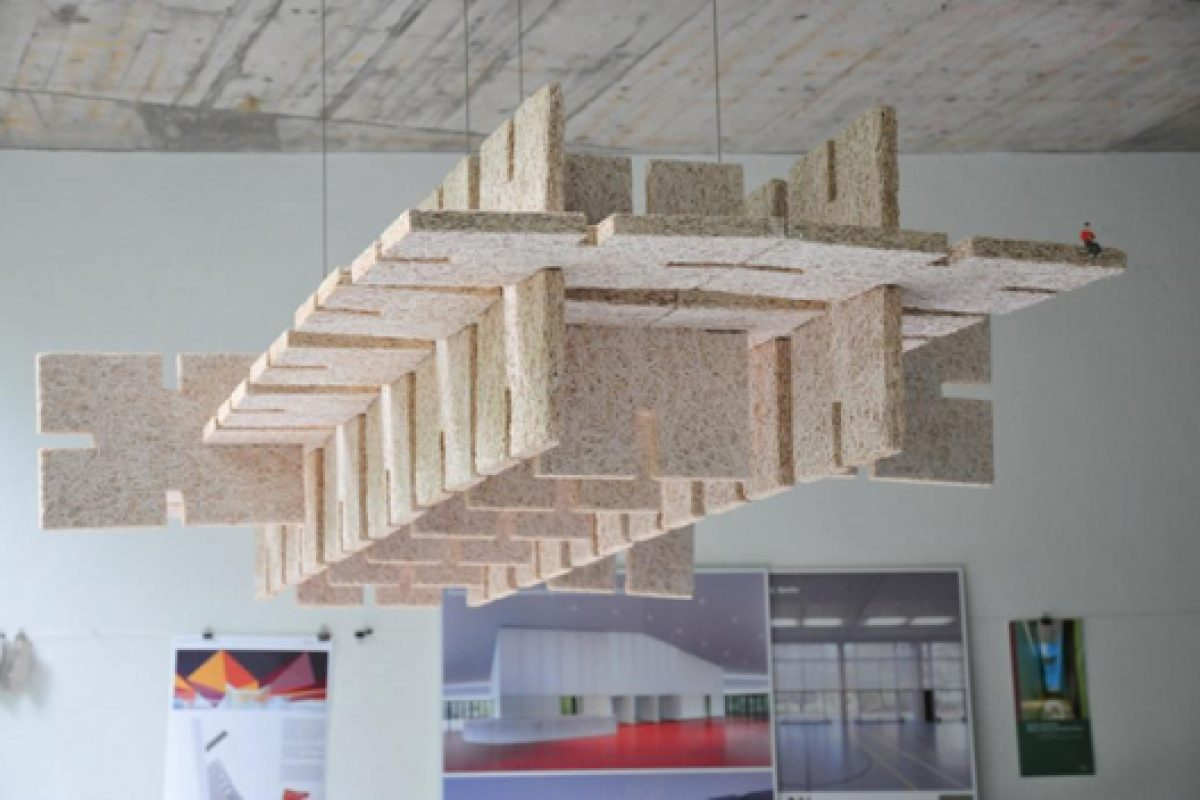 Troldtekt Award 2014: Call for entries for students to design with acoustic panels