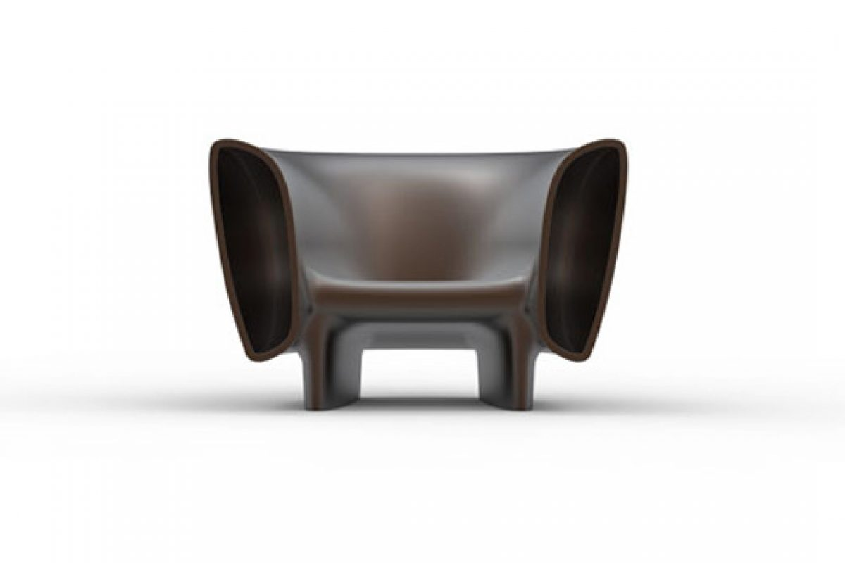 BUM BUM collection designed by Eugeni Quitllet for Vondom. Furniture with light and sound