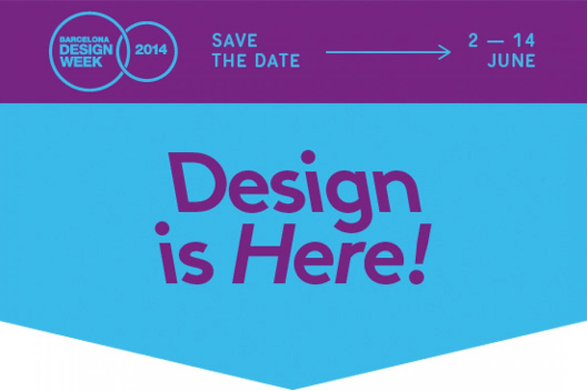 The Barcelona Design Week is back! From 2 to June 14
