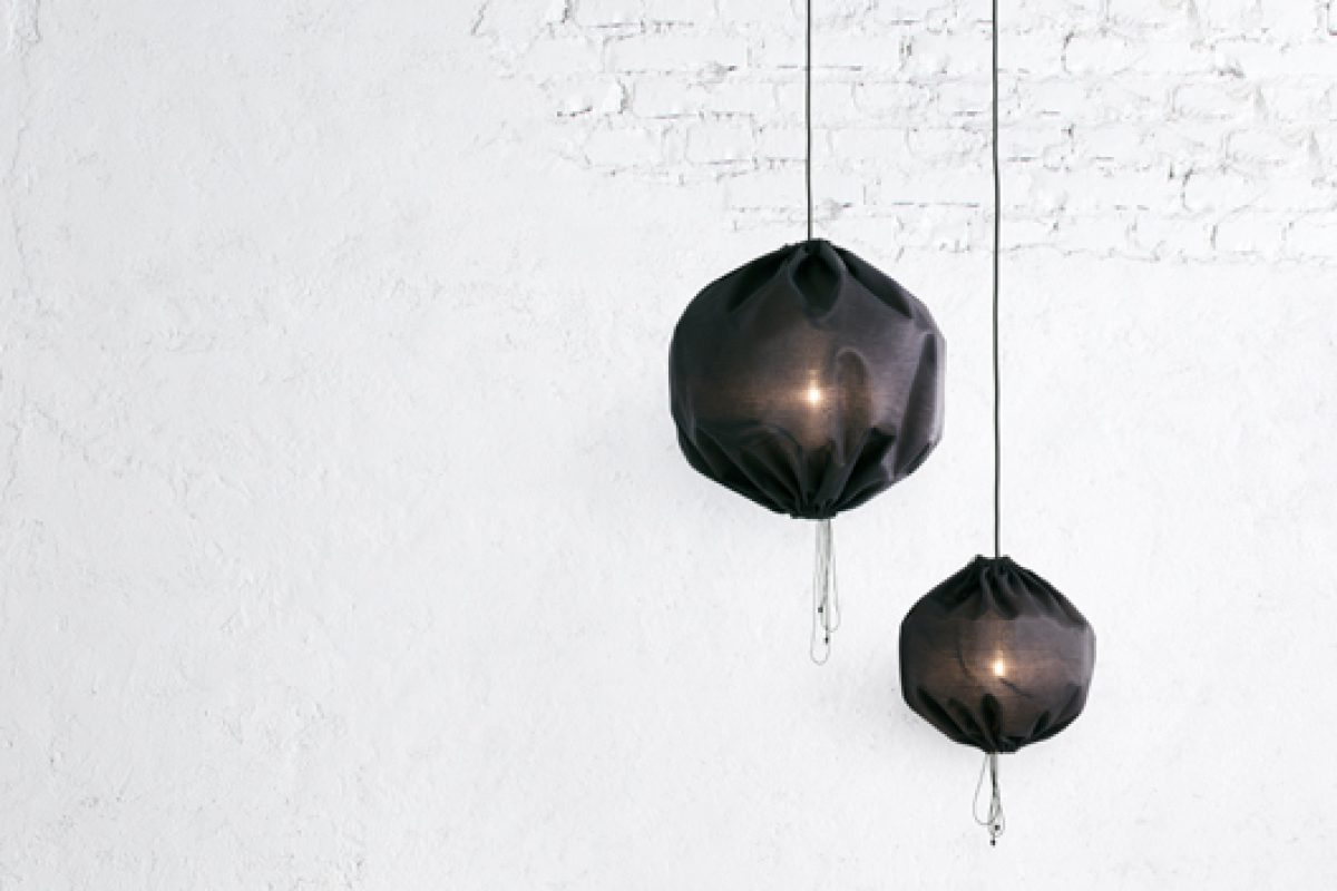 Kuu lamp designed by Kerstin Sylwan & Jenny Stefansdotter for Finnish brand One Nordic