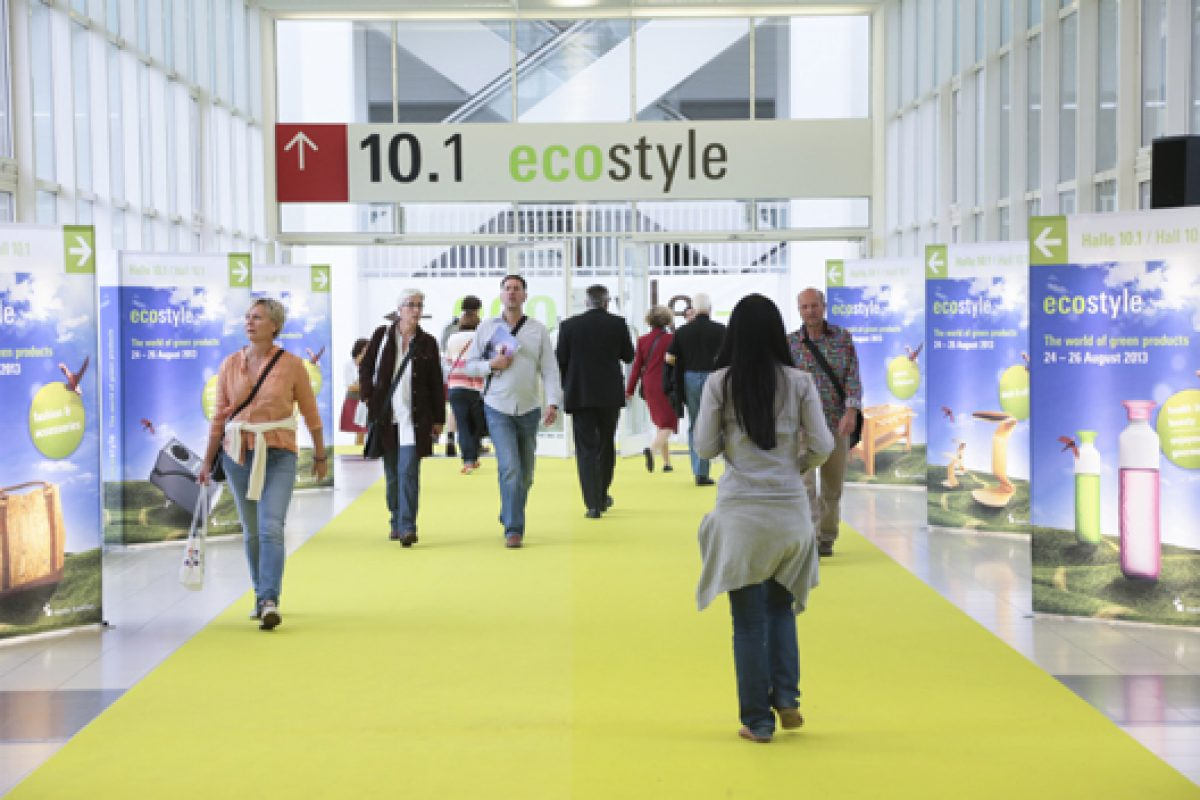 On the sustainability test bench. Ecostyle 2014 holds its second edition concurrently with Tendence