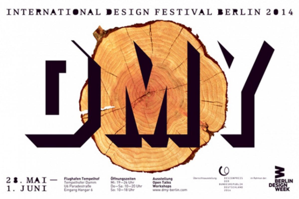 The 12th DMY International Design Festival presents more than 500 Designers in Berlin