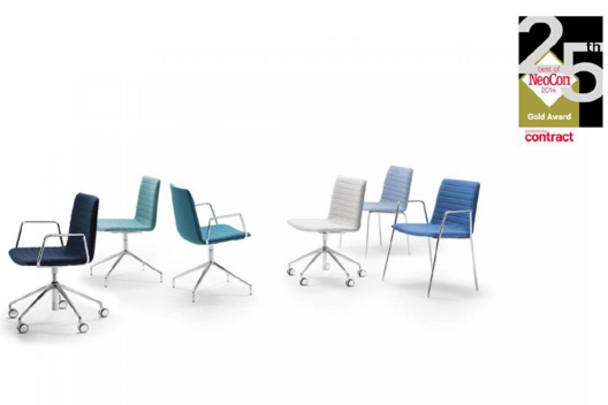 Andreu World comes back from USA with three Best of neocon awards