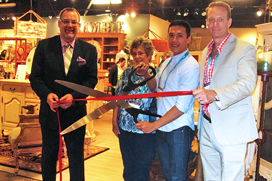 Nearly 50 Ribbon Cutting Ceremonies At The Opening Of Las