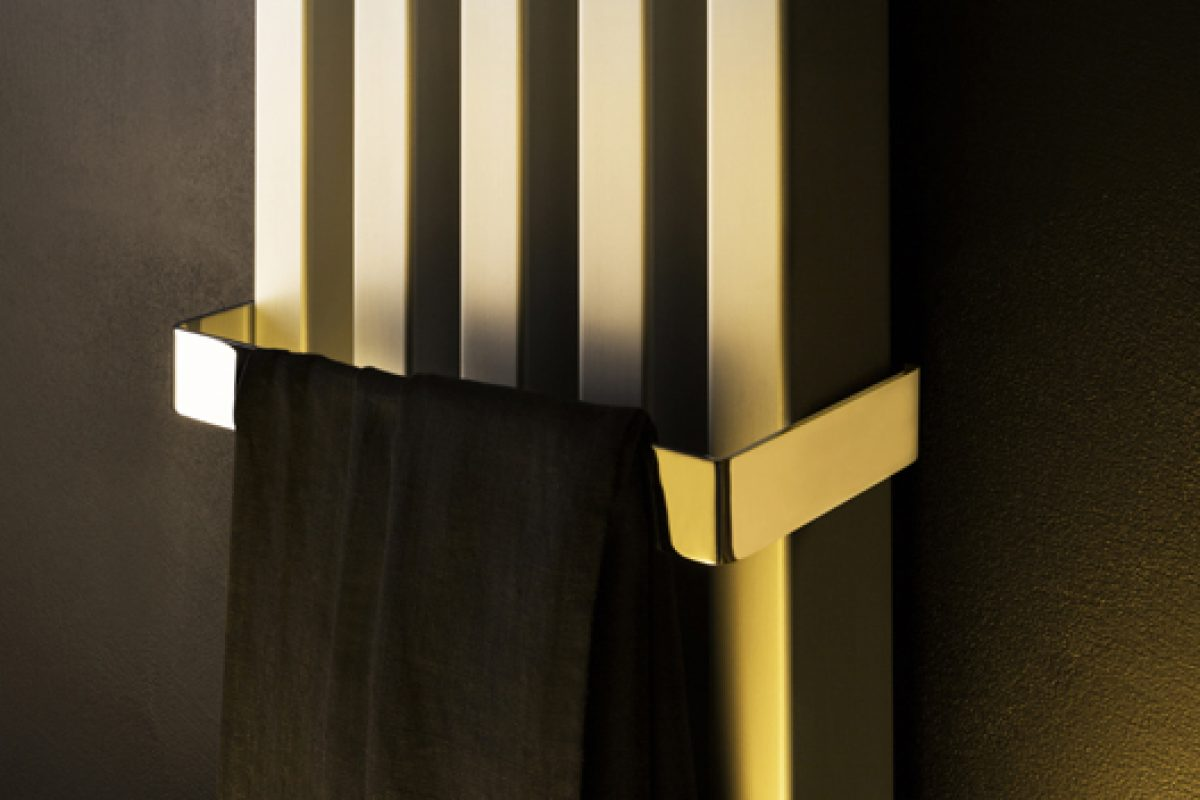 Tubes presents Soho Bathroom: a special radiator in your bathroom designed by Ludovica+Roberto Palomba