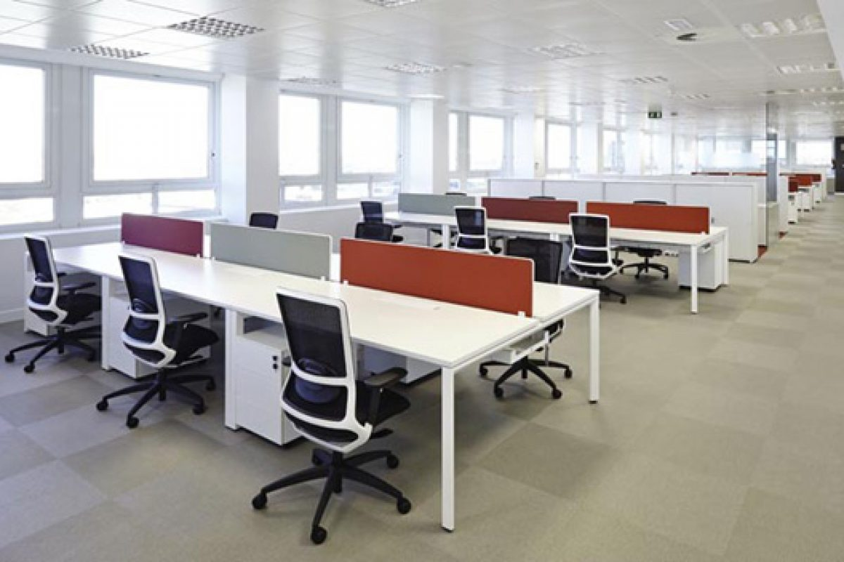 Actiu furnishes the new Iberia offices with made to measure solutions for every need