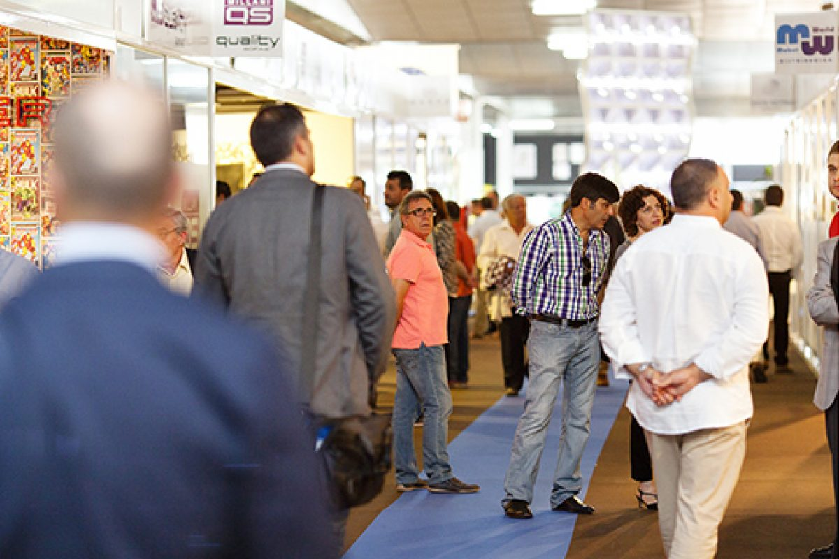 Yecla Furniture Fair brings together in three days more than 3000 professionals coming from all over the world