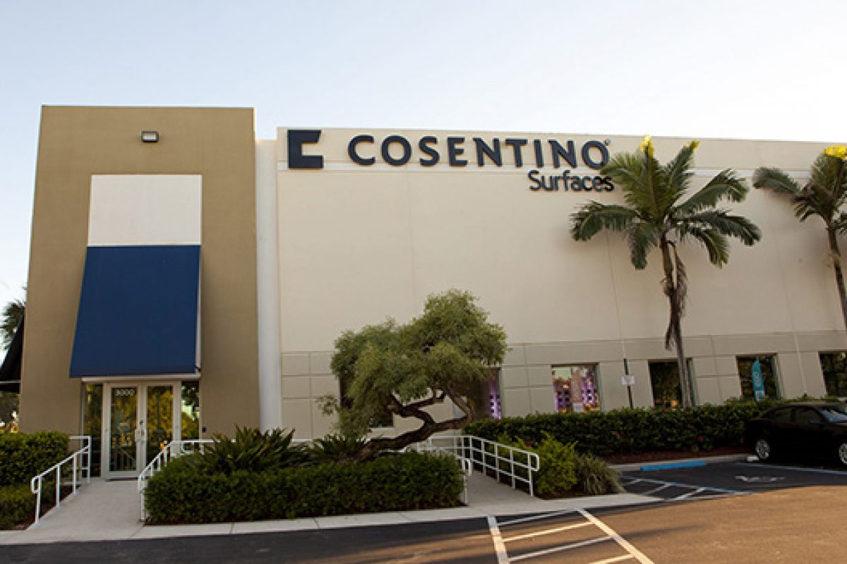 The Cosentino Group's expansion continues in the USA with two new Centres in Florida and New York