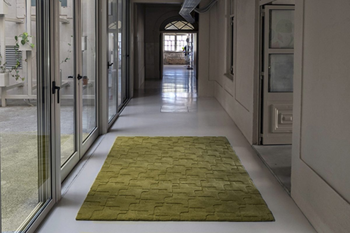 Two.Six accepted a new challenge: Rugs! Designed by Domingos Ferreira, they are inspired by Portuguese Traditional Tiles