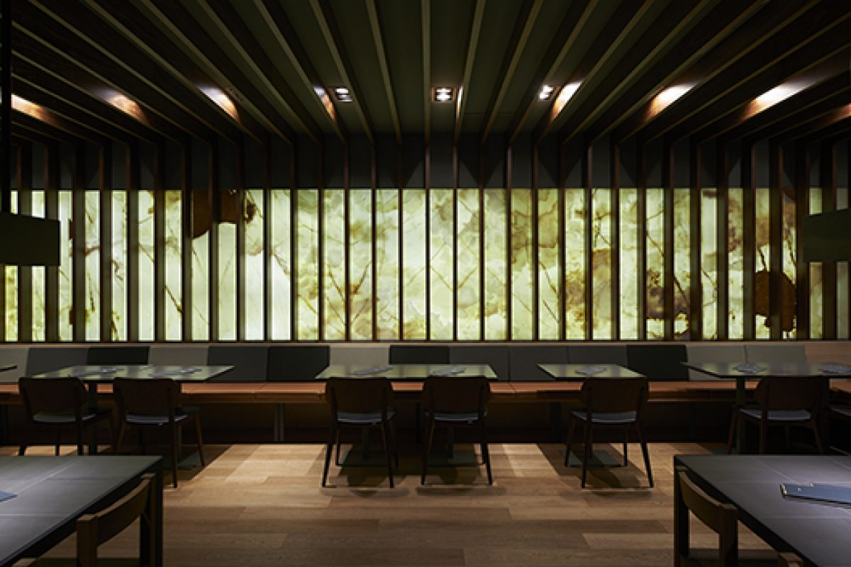 Sandra Tarruella Interioristas designs the new Panino Giusto restaurant in Milan with nods to Milanese Italian Design, from the 50's to 70's
