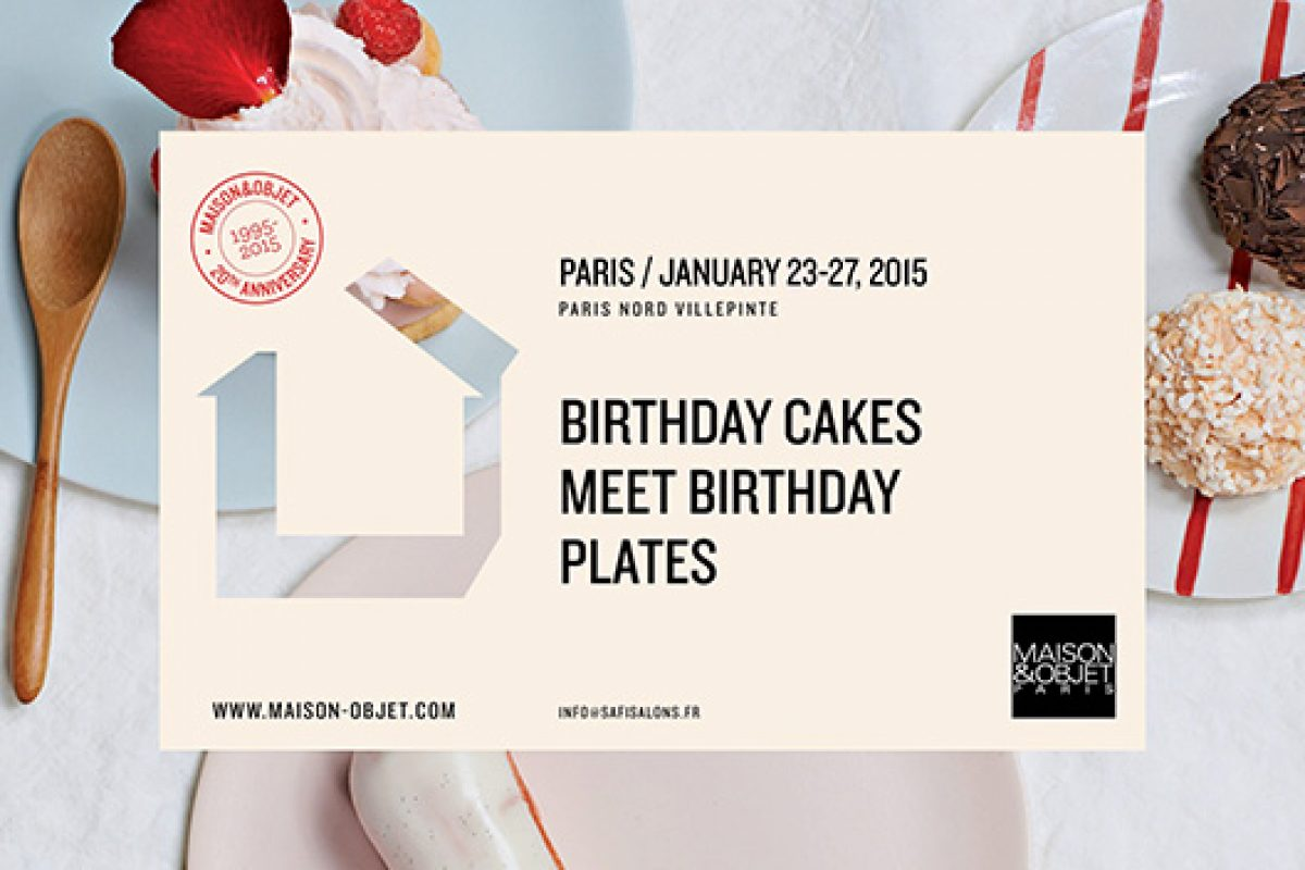 The Talents à la Carte at MAISON&OBJET PARIS January 2015. This edition dedicated to young Mexican designers