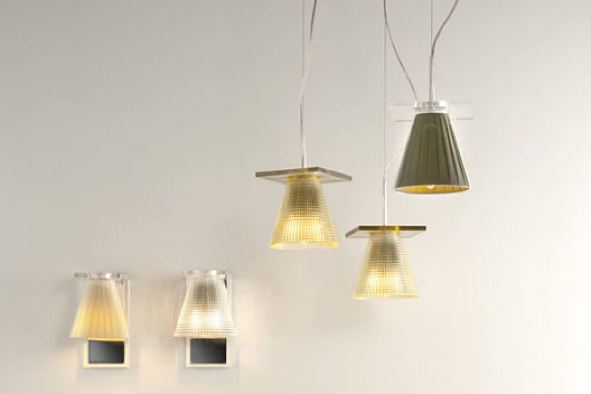 Eugeni Quitllet extends Light Air family designed for Kartell