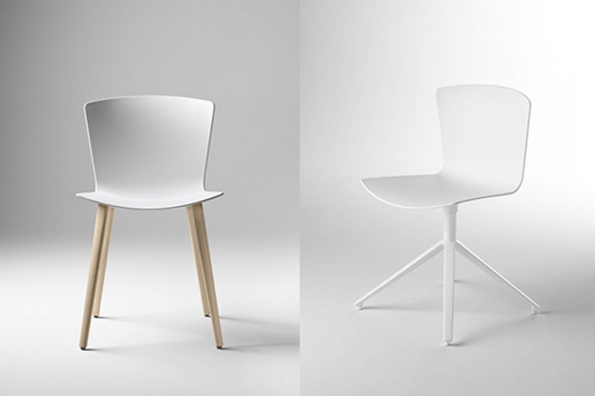 New versions of Slam Chair by Sellex introduced at Orgatec have received an excellent welcome