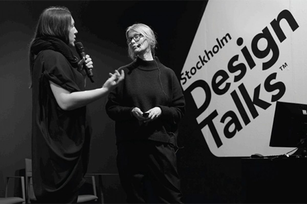 The promise of creativity in focus at Stockholm Design Talks