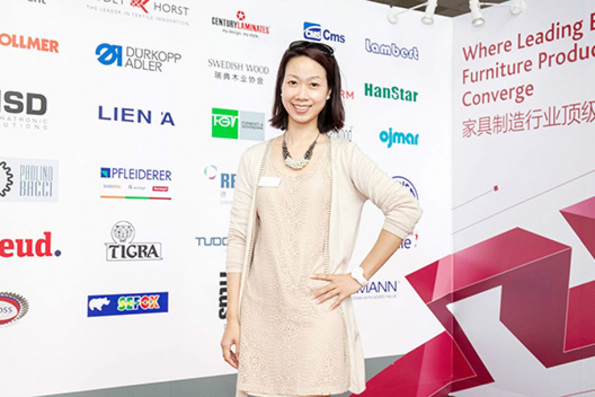 Karen Lee, CEO South China, Koelnmesse Co., Ltd. talks about the next edition of Interzum Guangzhou